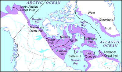 objets quotidiens inuit